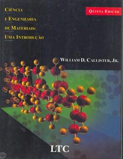 Download - Ciências e Engenharia de Materiais: Uma Introdução - 5ª Edição