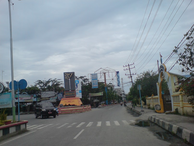 Suasana Kota Tanjung Balai