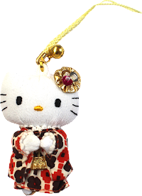 Geisha Hello Kitty