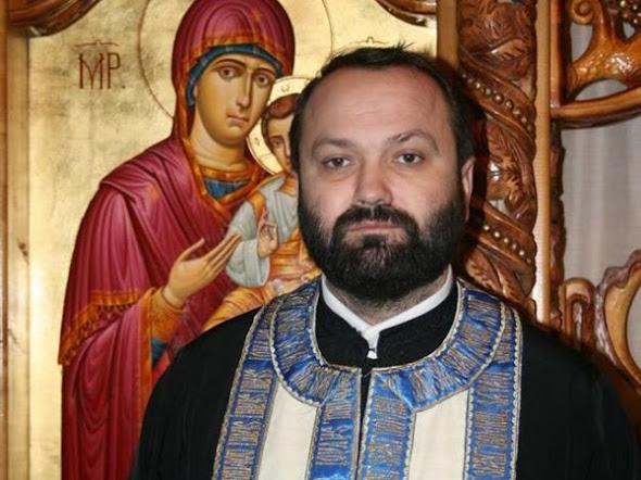 De ce bântuie Cătălin Axinte prin Arhiepiscopie?
