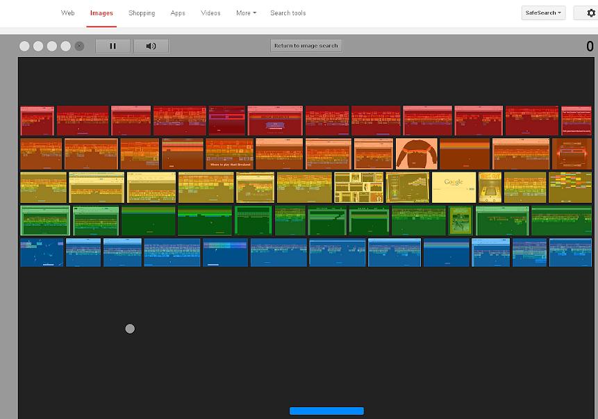 Google Easteregg