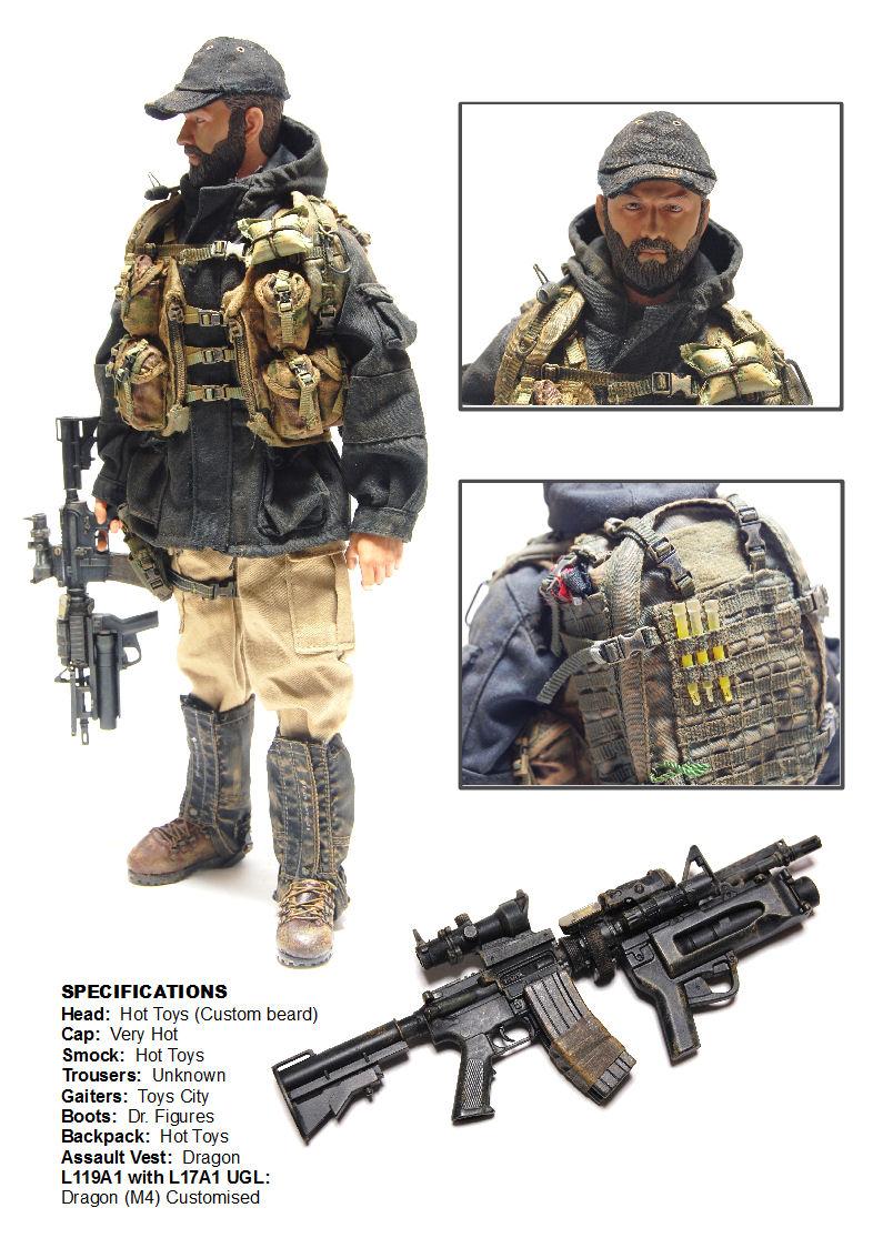 Army special forces combat uniform