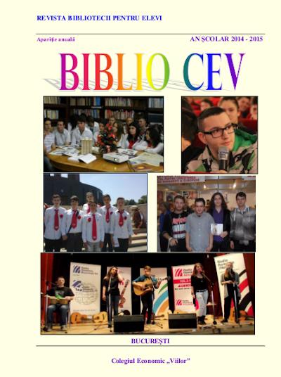 ed5 (ELECTRONIC - revistă scolara) bibliocev_Colegiul Economic_Viilor_Bucuresti_BUCURESTI