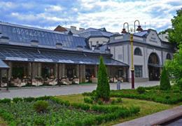 Ivano-Frankivsk central streets tour