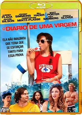 Filme Poster O Diário de Uma Virgem BDRip XviD Dual Audio & RMVB Dublado