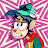 cartoon king avatar image