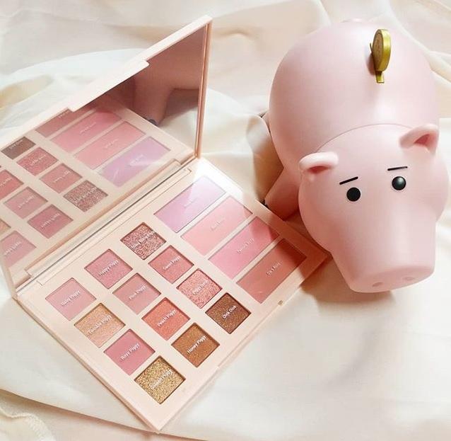 Bảng mắt Rosy Piggy Palette