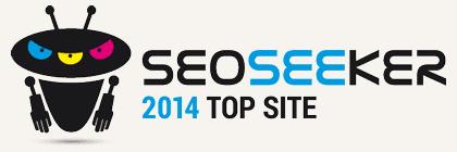 Az Év Honlapja verseny Seosiker verseny Top Site 2014 díj