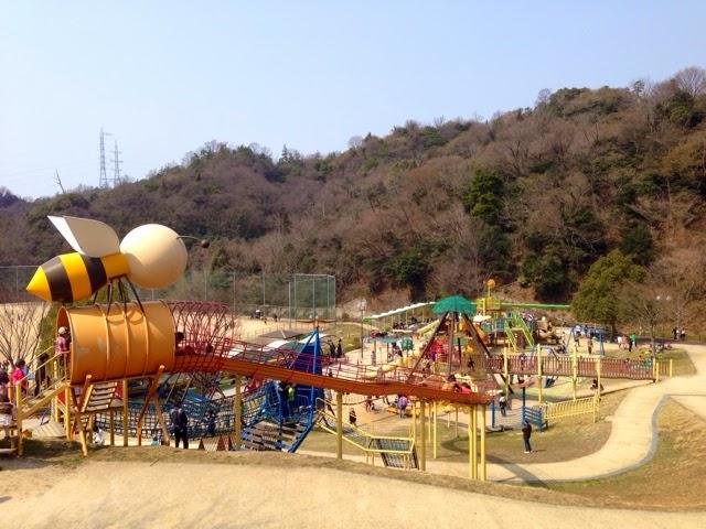 広島県最大級の大型遊具!広島市内から近くて便利な公園 ...
