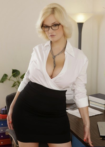Holly series 4 secretary anal 2