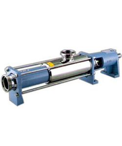 Screw Pumps - Sanitary Model