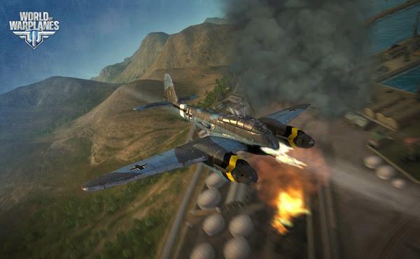 World of Warplanes mở cửa Open Beta từ 02/07/2013 1