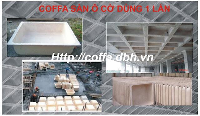 Coffa bằng Beton