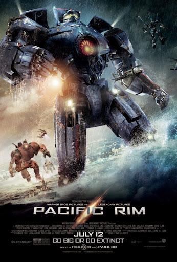 Το Δαχτυλίδι της Φωτιάς Pacific Rim Poster