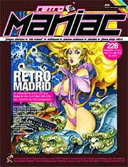 Descarga RetroManiac nº8. Revista gratis PDF