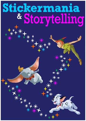 Free kids' activities at the Disney Store - Stickermania & Storytelling