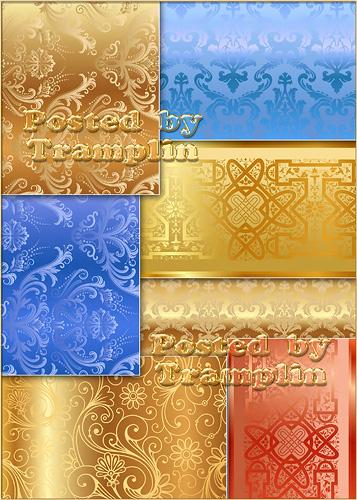 ����  - ������� ����� - Backgrounds - Golden atlas