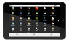 Most POWERFUL Android Tablet PC - Tevci DroidPad
