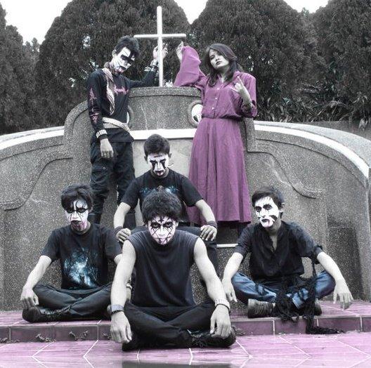 KEDJAWEN - INDONESIAN GOTHIC BLACK METAL