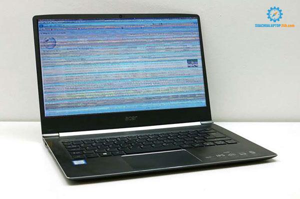 màn hình laptop bị nhấp nháy