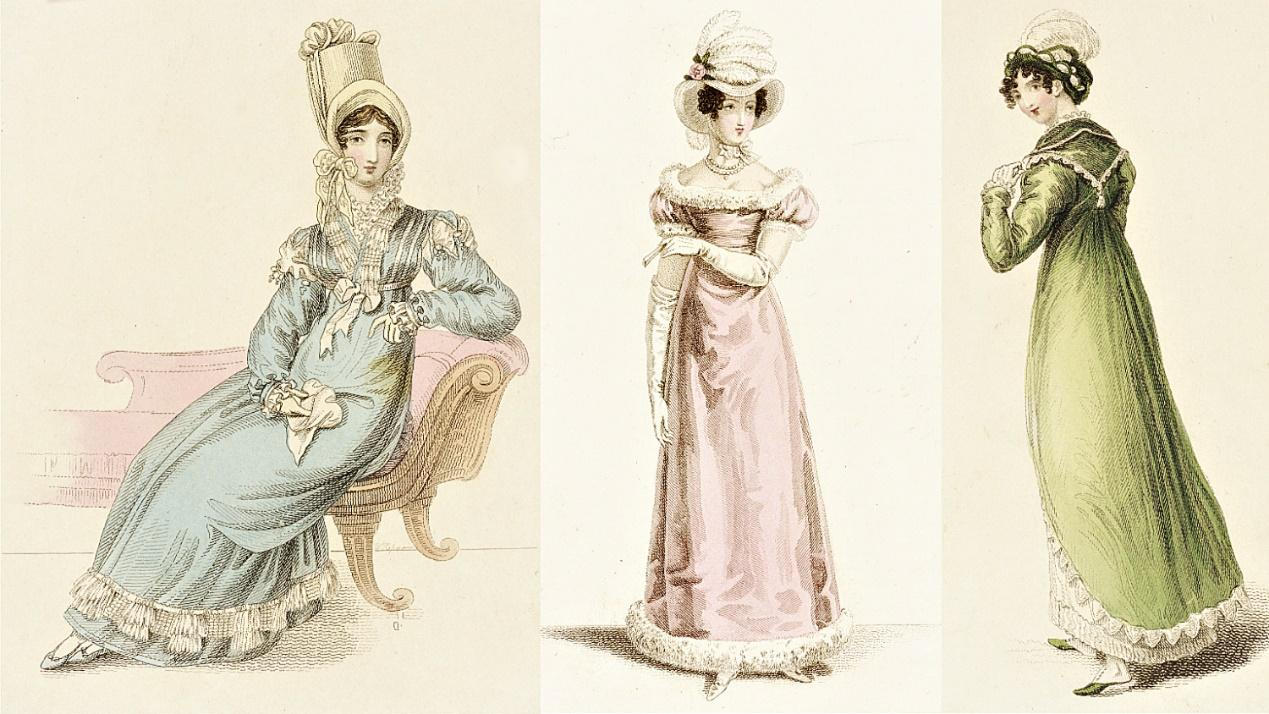 Selling Style I: The History of Fashion Marketing Through the 19th Century    Wilson College News   NC State University