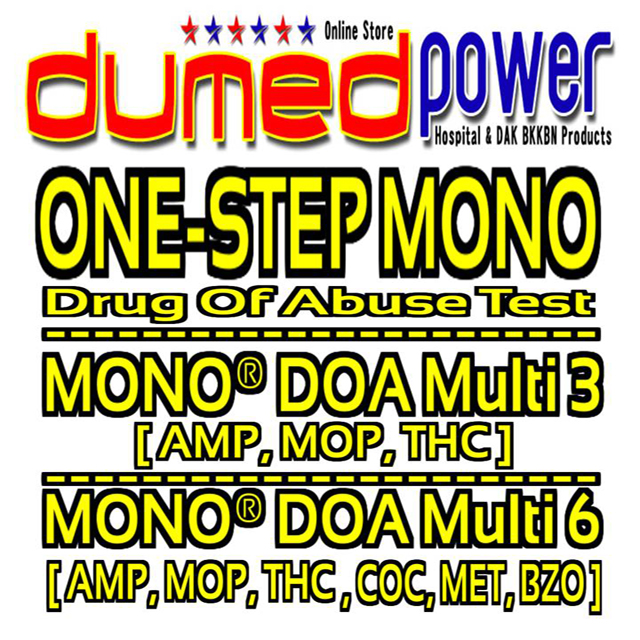Mono-Drug-Of-Abuse-Test-DOA-Multi-3-6-AMP-MOR-THC-COC-MET-BZO