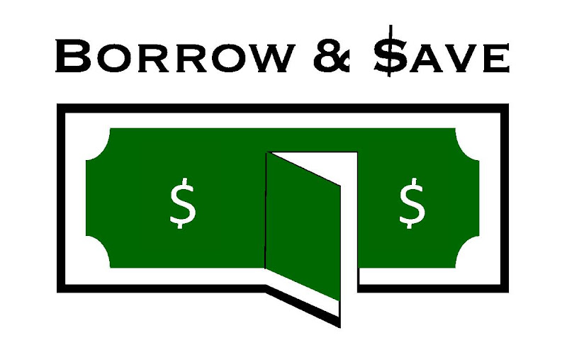 Borrow & Save Program Logo
