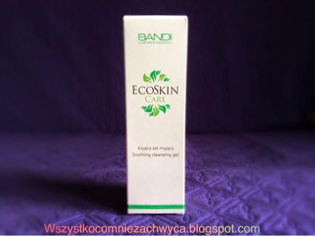 Bandi, EcoSkin Care, Kojący żel myjący