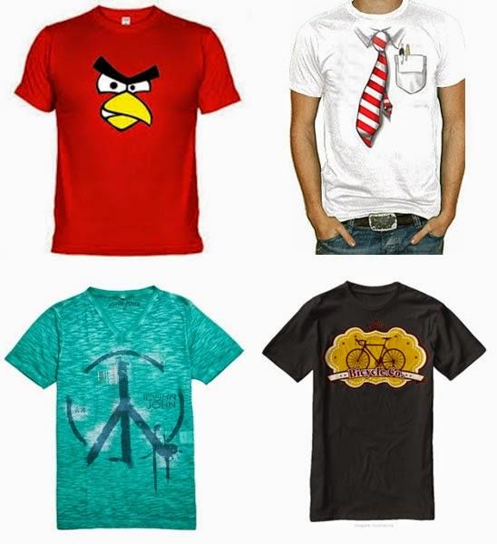 Camisetas Serilon