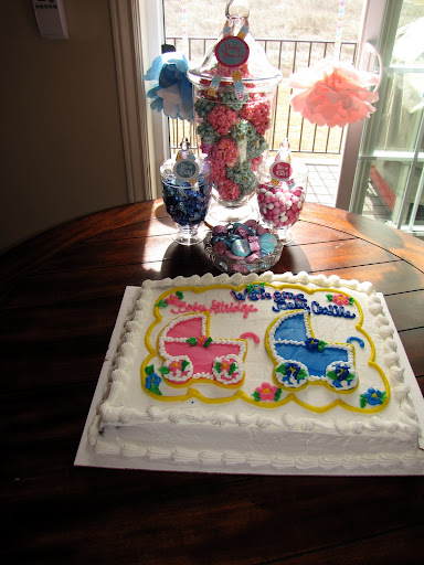 costco baby shower cakes pictures