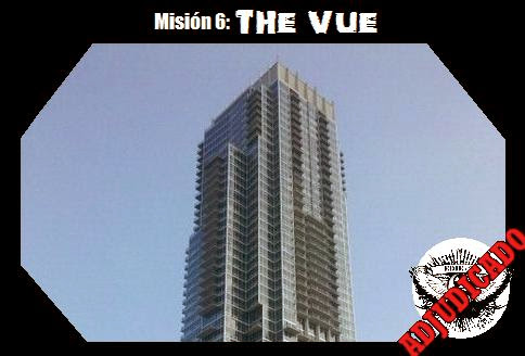 [FINALIZADA] Miércoles, 15 de Enero. La Era Zombie: The Vue Mis6