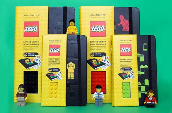 Lego Paper Pad