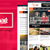 Free download My Mag Responsive Magazine Blogger Template