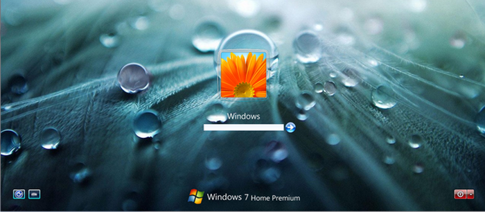 Change Windows 7 Logon Screen Wallpaper!