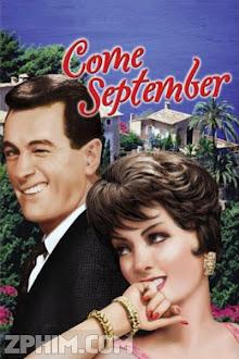 Tháng Chín Lại Về - Come September (1961) Poster