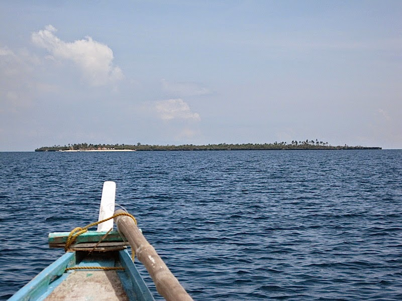 Virgin Island just off Bantayan Island