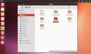il nuovo tema e set d'icone Numix in Ubuntu