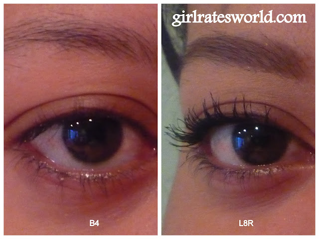 Rimmel Glam Eyes Mascara Review