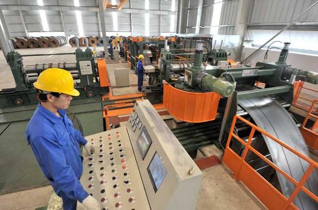 Đơn hàng gia công thép cần 9 nam làm việc tại Yamaguchi Nhật Bản tháng 07/2017