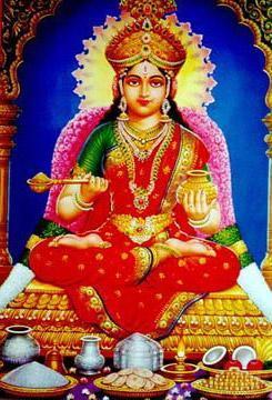 Goddess Annapurna Image