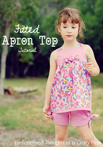Apron Top Tutorial