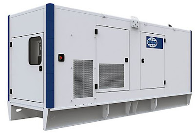 Máy phát điện FG Wilson 500kva – 2000kva