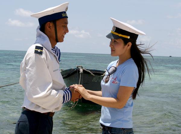 Những bài thơ tình yêu người lính ngoài hải đảo xa
