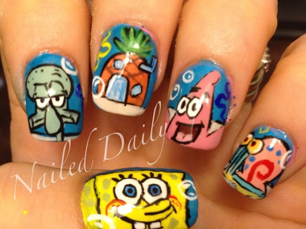 Day 268 - SpongeBob Squarepants