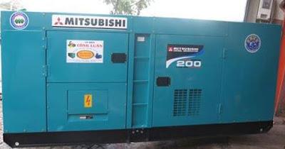 Máy phát điện Mitsubishi 45kva – 2000kva