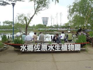 110619水郷佐原水生植物園