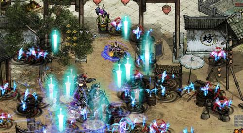 Ma Đạo Lục Tông: Sự phá cách của webgame Trung Quốc 13