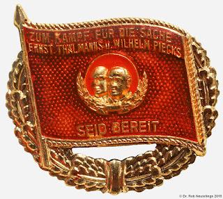 1893 Thälmann Bronze medailles