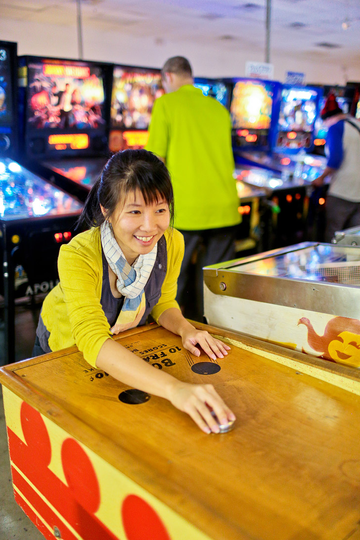 Las Vegas Pinball Hall of Fame - Things for Kids to Do in Las Vegas.