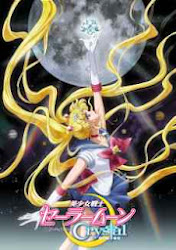 Pretty Guardian Sailor Moon Crystal - Thuỷ thủ mặt trằng 2014